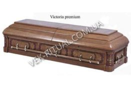 Гроб Victoria premium