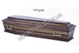 COFFIN VIP Гроб VIP (gold)