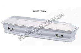 Гроб France (white)