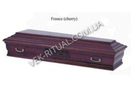 Гроб France (cherry)