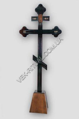 Деревянный крест 1