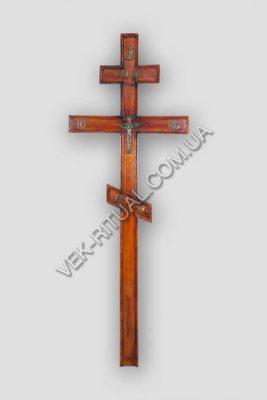 Деревянный крест 3