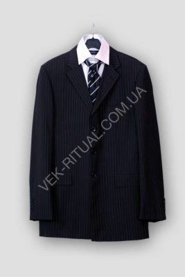 Suit for the funeral