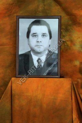 Фотография для похорон