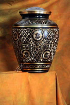 Urn for ashes (hand made)