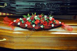 Икебана на гроб 6