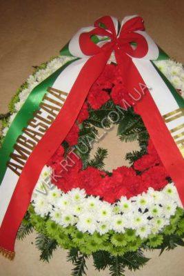 Икебана на гроб 2