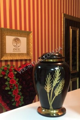 Urn for ashes 1