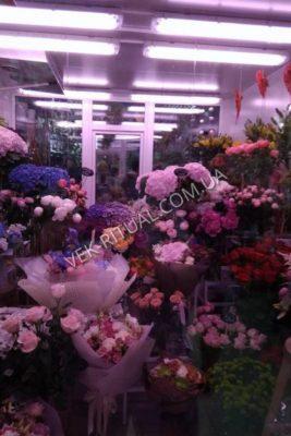 Букет з живих квітів 34