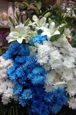 Букет з живих квітів 54