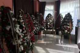 Elite funeral