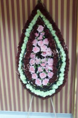 Funeral wreaths