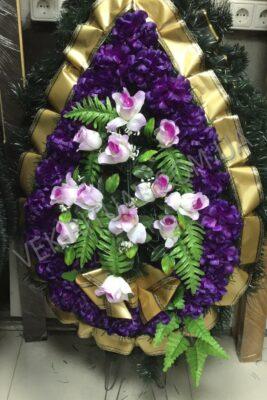 Ritual wreath 111