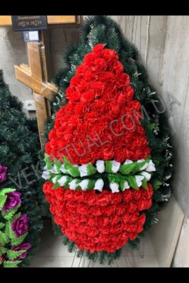 Ritual wreath 114