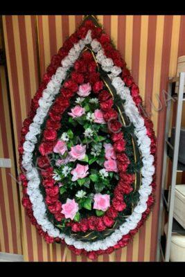 Ritual wreath 117