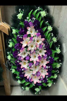 Ritual wreath 120