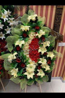 Ritual wreath 123