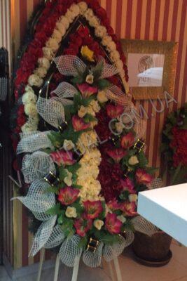Ritual wreath 127