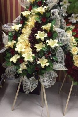 Ritual wreath 128