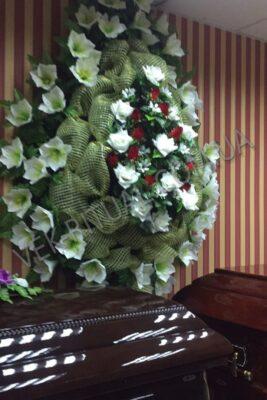 Ritual wreath 129