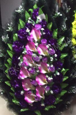 Ritual wreath 134