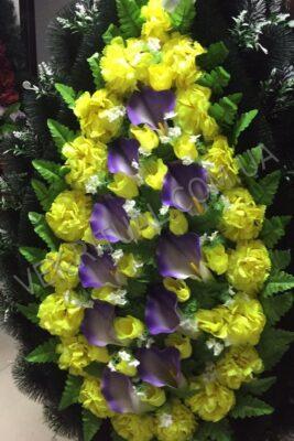 Ritual wreath 102