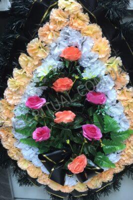 Ritual wreath 109
