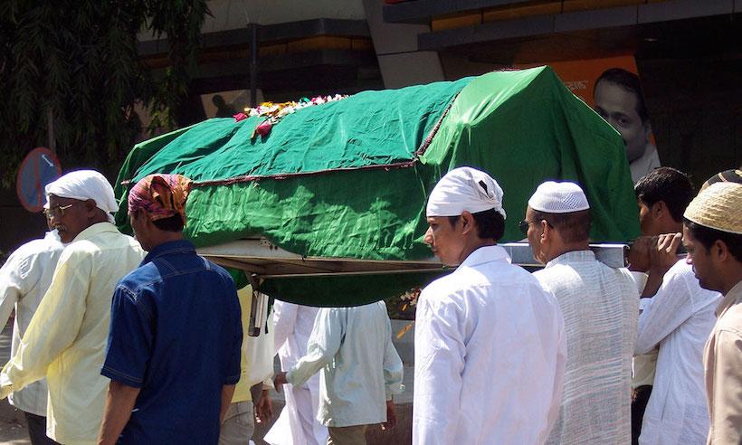 Похороны в мусульманстве