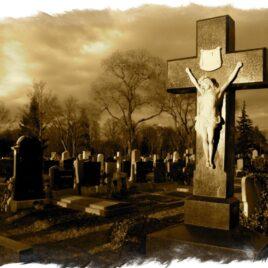 Примет и поверий о кладбище